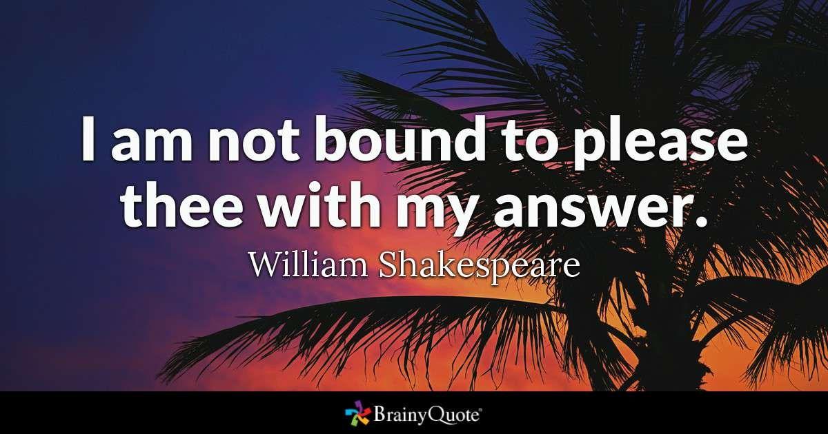 William Shakespeare Quotes | Uplifting quotes etc  | Adventure