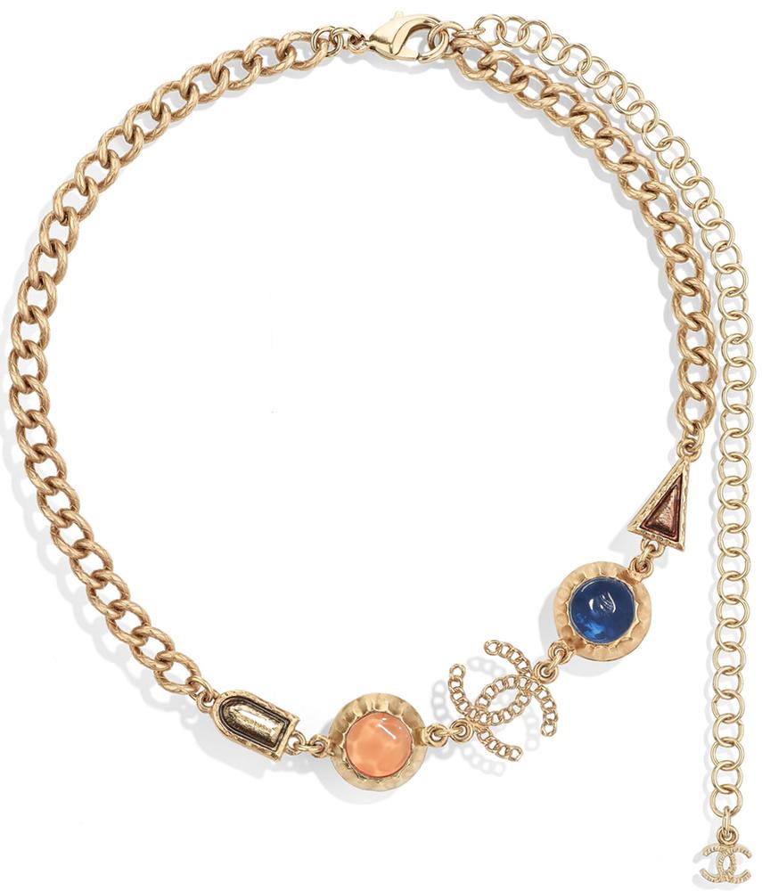 Chanel fallwinter costume jewelry Шик Украшений