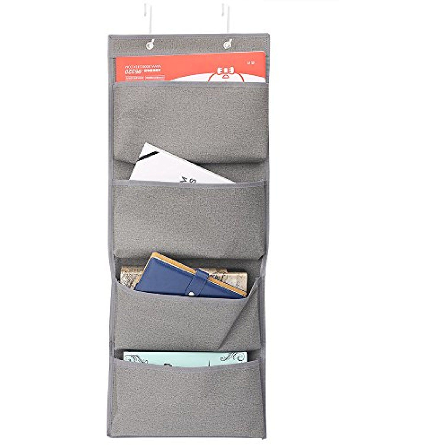 office door mail holder. Over The Door Hanging File Organizer,HENGSHENG Wall Mount Office Supplies Storage Mail Organizer For Holder