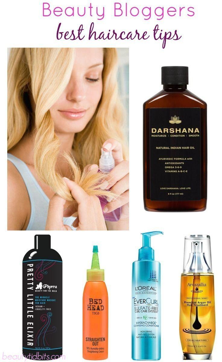 Beauty Bloggers' Best Haircare Tips | Easy hair