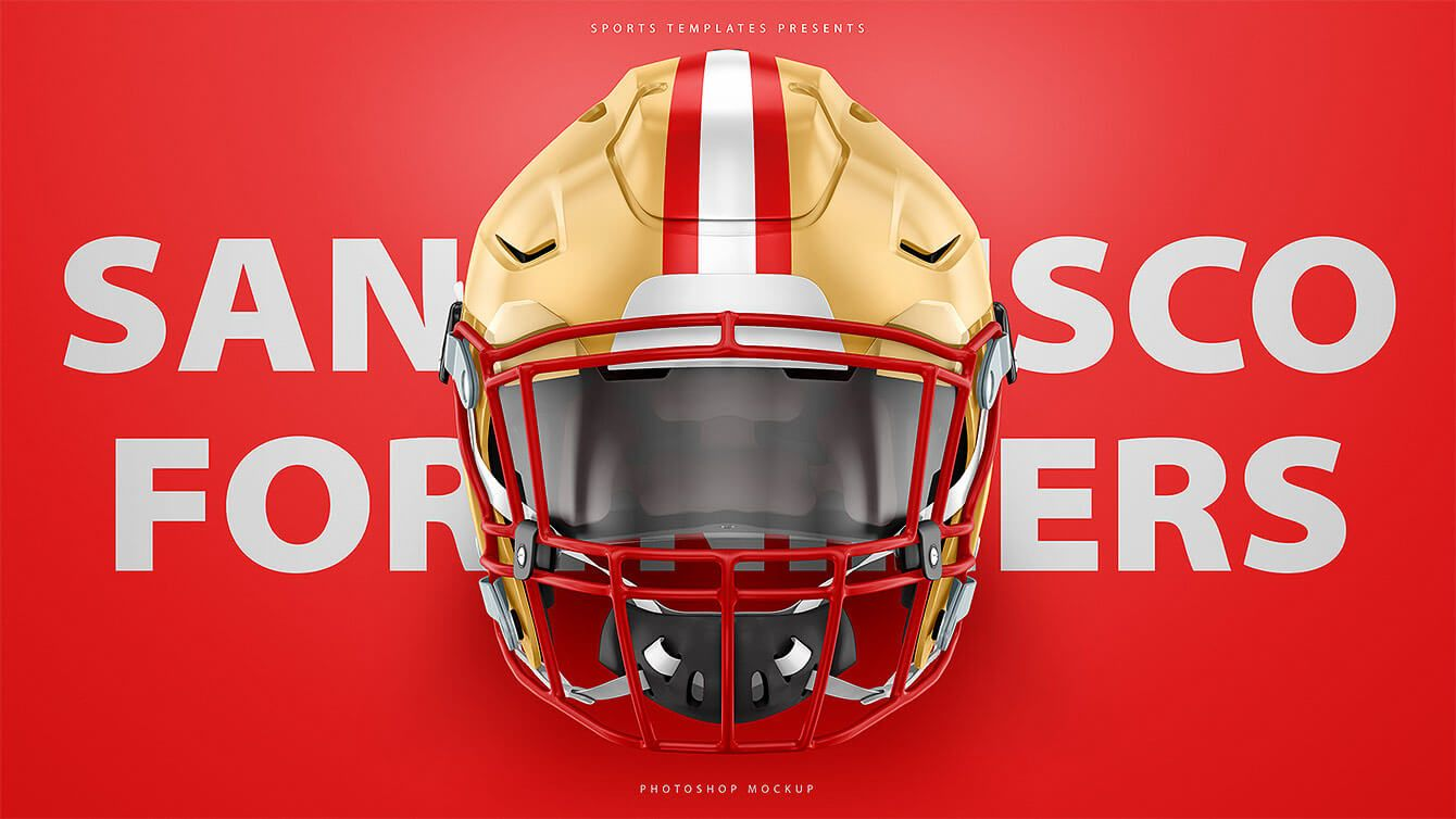 Download San francisco 49ers Riddell Speedflex Football helmet ...