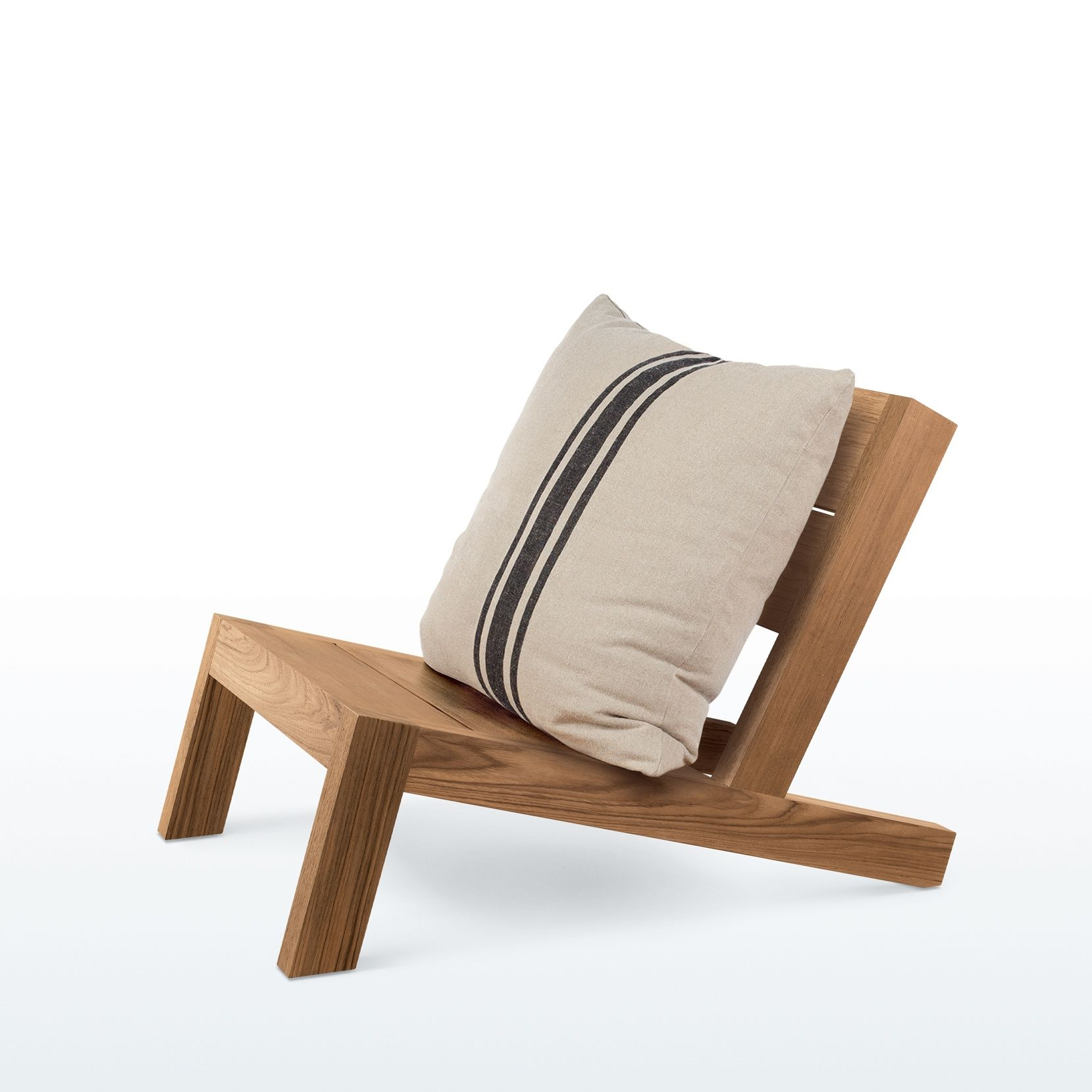 CABO ARMLESS BEACH CHAIR   Malibu   Collections   Furniture | James Perse  Los Angeles