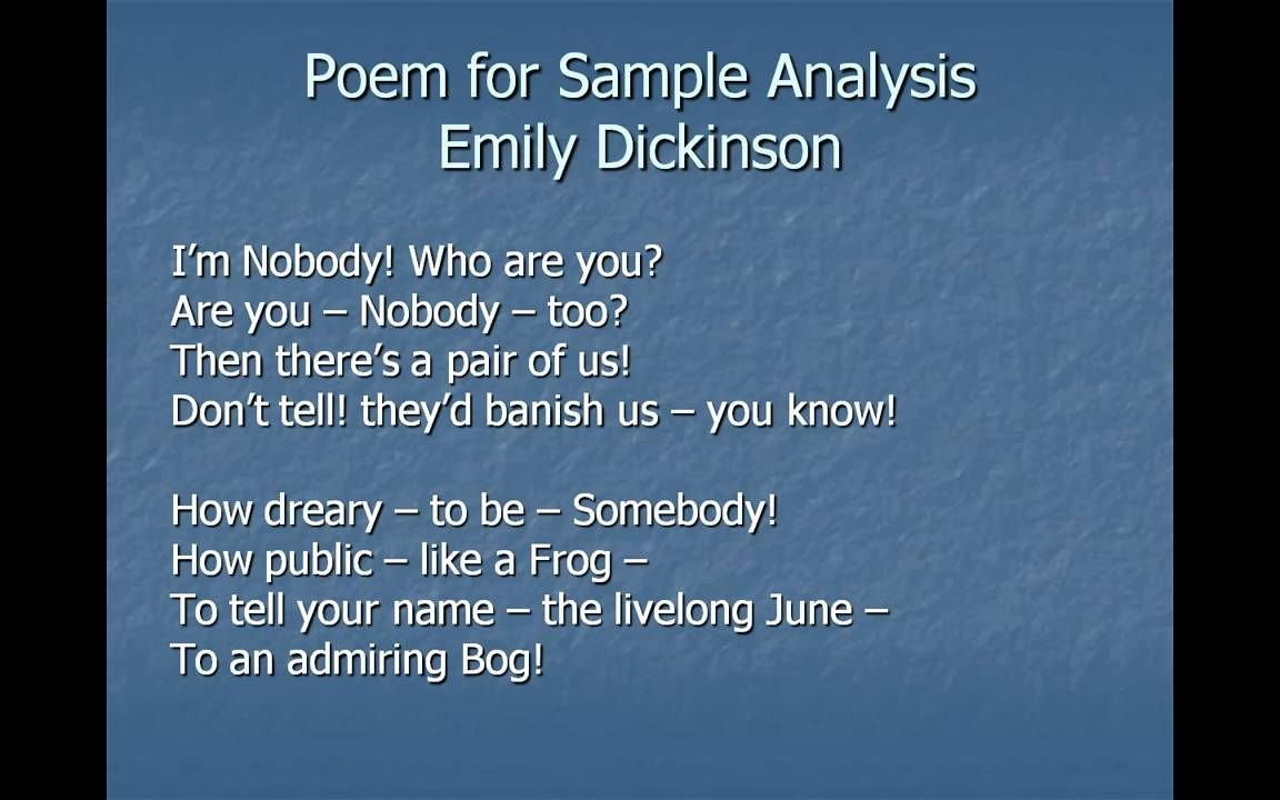 Sample Poetry AnalysisMov  Gcse English    Gcse English