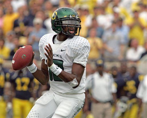 Remember the good old days when THESE Oregon Ducks uniforms seemed too aggressive?