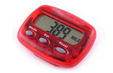 How to Choose and Use a Pedometer