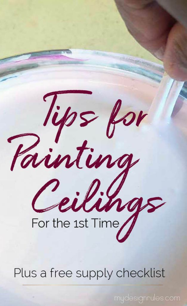 Why I recommend painting every ceiling pink  is part of Pink ceiling paint, Painted ceiling, Diy decor projects, Diy home improvement, Room paint, Best paint colors - Take your dull white ceilings to bright white with this neat painting tip