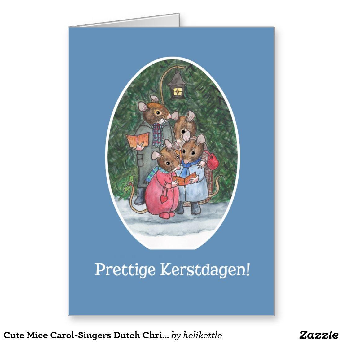 Cute mice carol singers dutch christmas card up to 350 http cute mice carol singers dutch christmas card up to 350 http kristyandbryce Choice Image