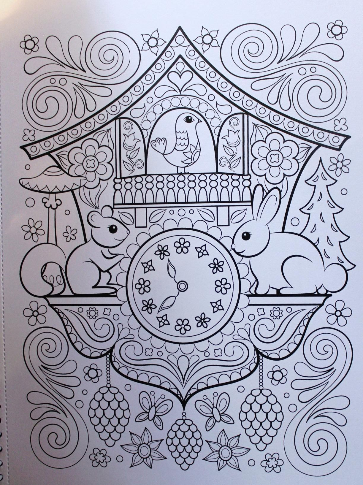 Amazon Dont Worry Be Happy Coloring Book Treasury Color Your Way To A Calm Positive Mood Collection 0499995175082 Thaneeya McArdle