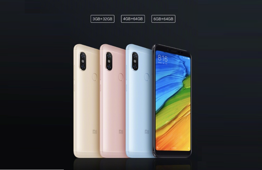 Orta Sinifta Cita Yine Yukseldi Xiaomi Redmi Note 5 Pro Androidbrick Telefonlar
