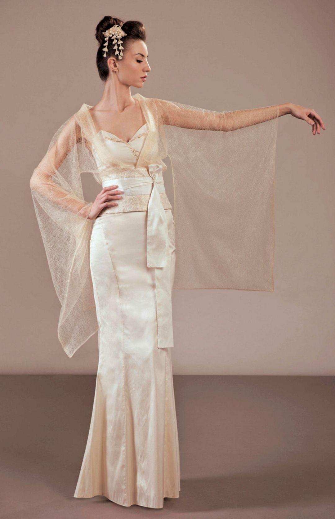beautiful japanese wedding dress design ideas wedding dress