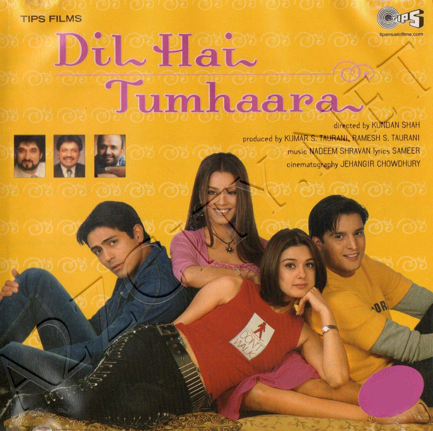 Dil film mp3 video song 320kbps