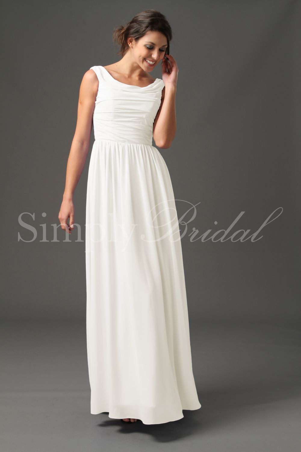 Wedding dresses for full figures  Teresa Gown  Wedding Dress  Simply Bridal  The Wedding Board