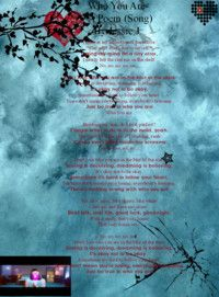 Jessie J- Who you are lyrics glog- sung by Ed Sheeran
