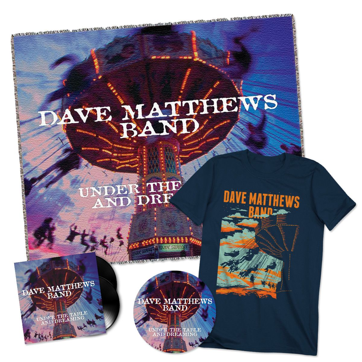 Dave Matthews Band Official Store