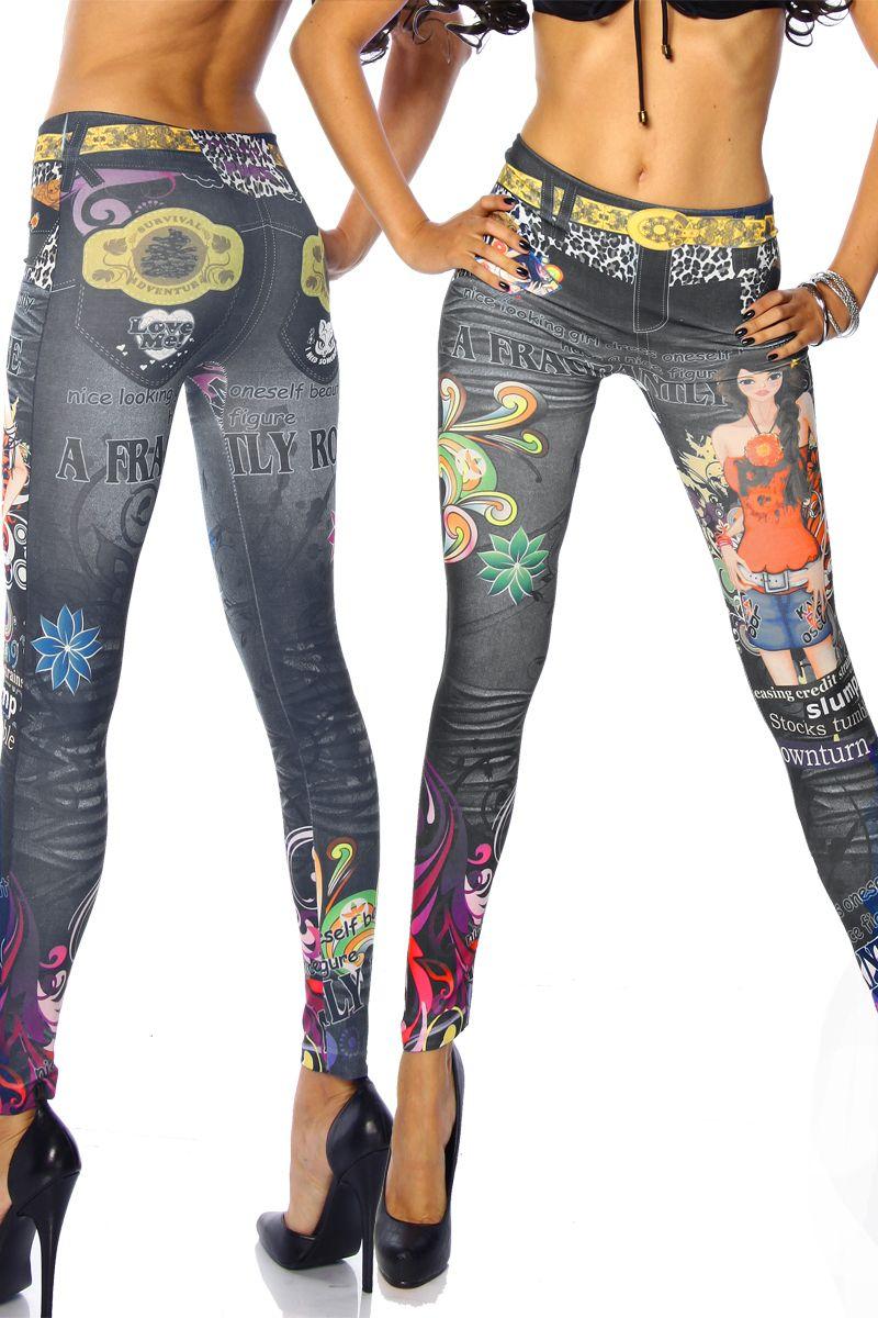 Leggings | Leggings | Hosen & Pants & Leggings | BEKLEIDUNG | FRAUEN | 701 FASHION