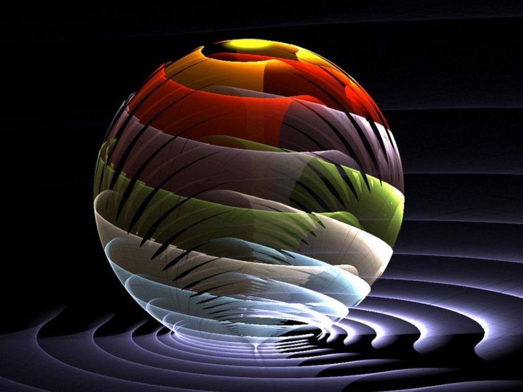 Multi Color Spheric Wallpapers Hd Wallpaper Desktop Desktop Wallpaper Iphone Background Wallpaper
