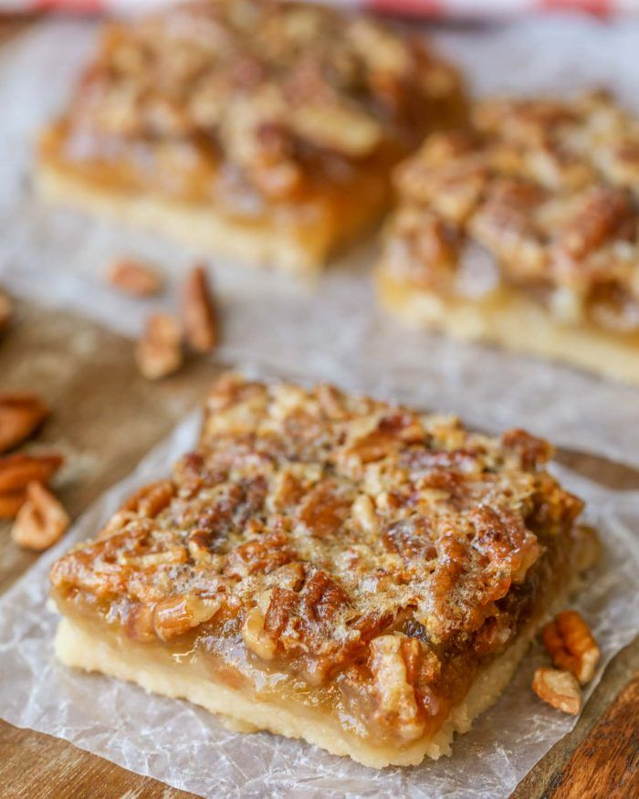 Pecan Pie Bars | TasteSpotting