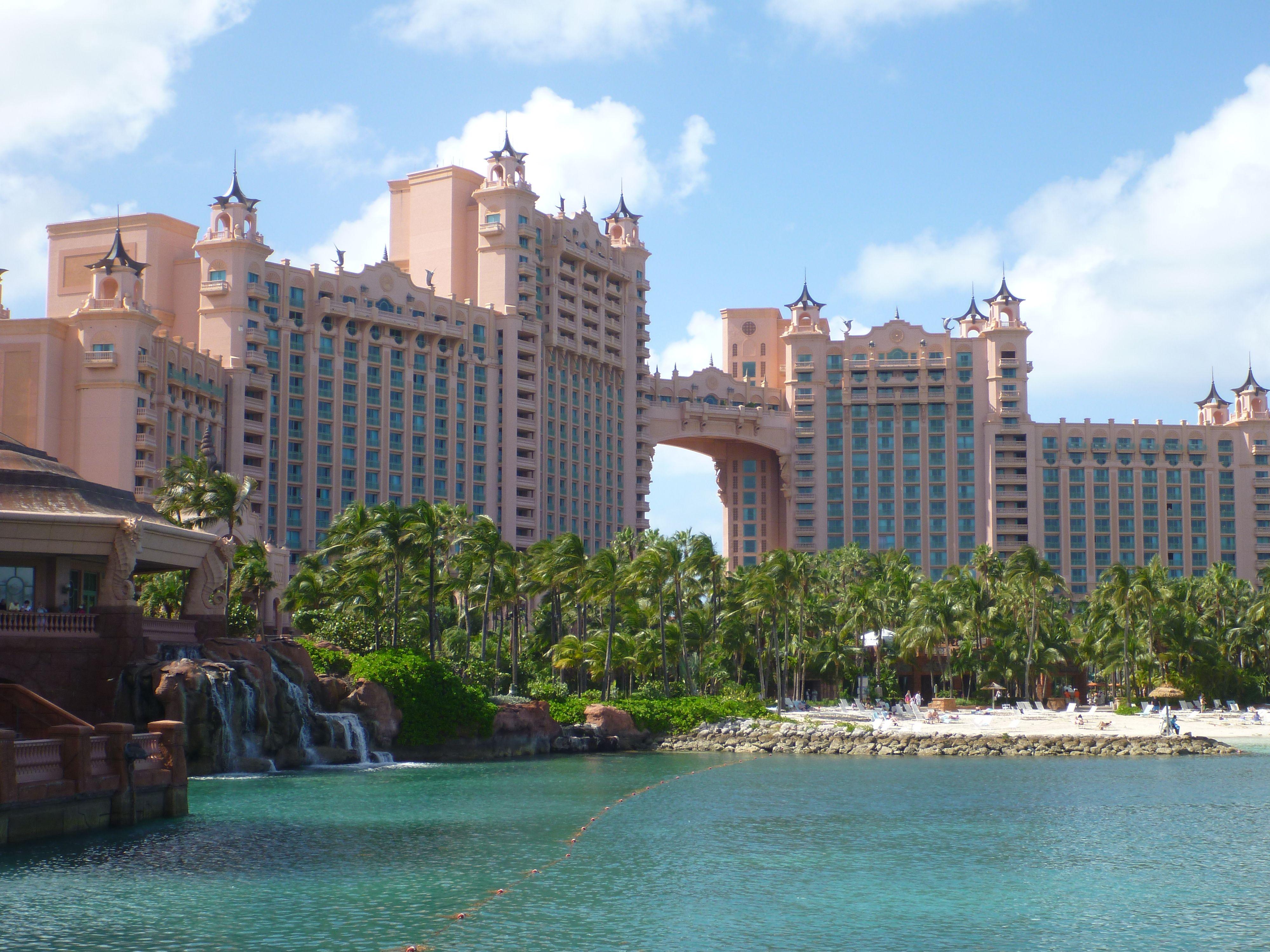 Atlantis Paradise Island Bahamas 楽園だった Memories