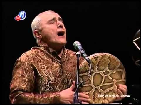 Alim Qasimov Eziz Dostum Mennen Kusup Incidi Music My Music Youtube