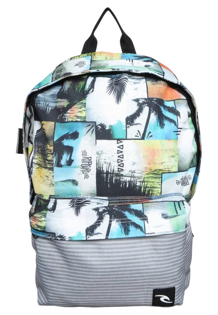 Rip Curl. DOME - Tagesrucksack - multico. Obermaterial:Polyester. Tragehenkel:6 cm bei Größe One Size. Verschluss:Reißverschluss. Weite:15 cm bei Größe One Size. Futter:Polyester. Länge:33 cm bei Größe One Size. Muster:Fotoprint. Höhe:40 c...
