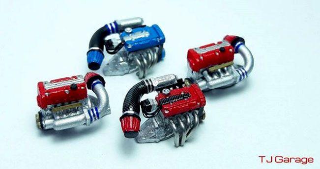 custom Hot Wheels Cars by TJ Garage - King of 1/64 Engines ...