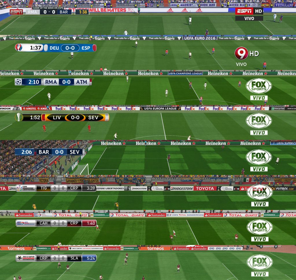 Image Result For Canal Football Tv Graphics Deportes