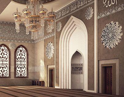 Image Result For Mosque Interior Design Al Ain