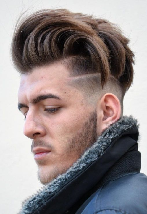 23 Medium Length Hairstyles for Men\u0027s 2017 2018