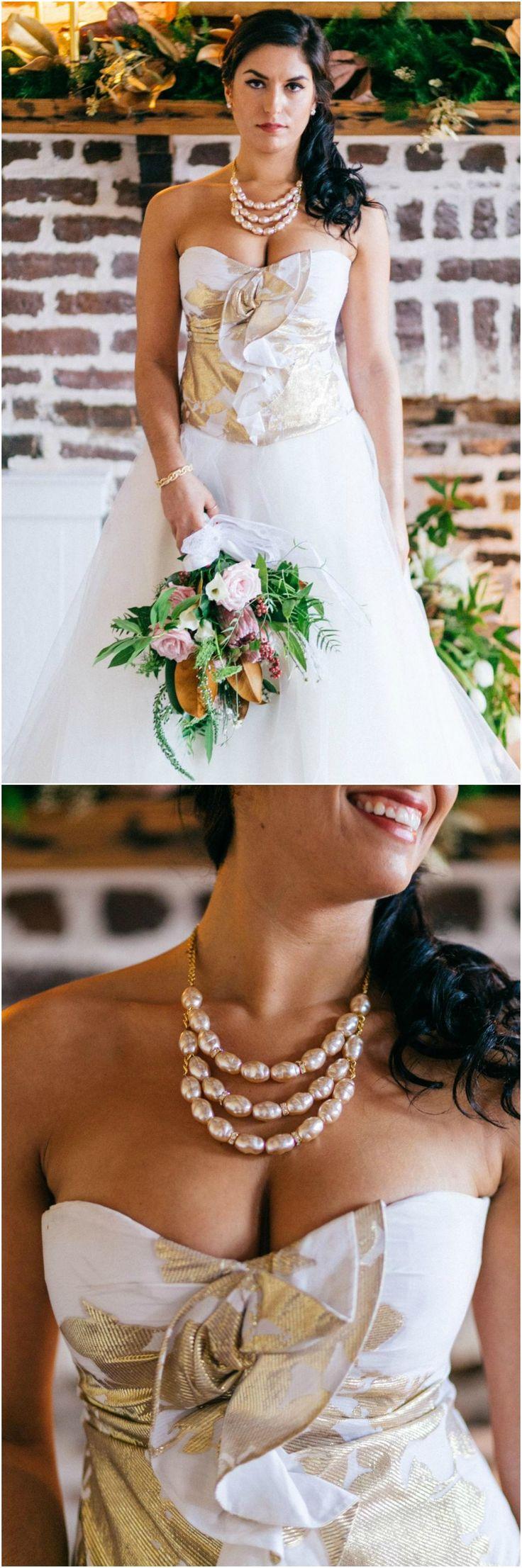 38+ Sweetheart neckline wedding dress jewelry info
