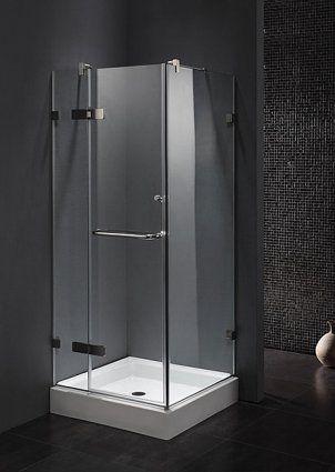 Square shower bathroom pinterest squares shower doors and square shower frameless shower doorsshower enclosureglass planetlyrics Gallery