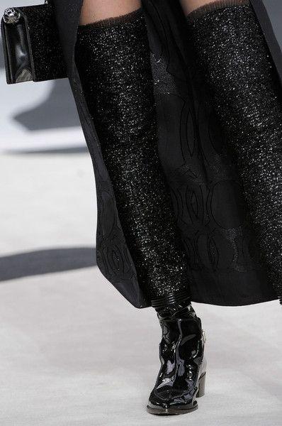 My favorite kicks for #Fall - #Chanel Fall/Winter 2013