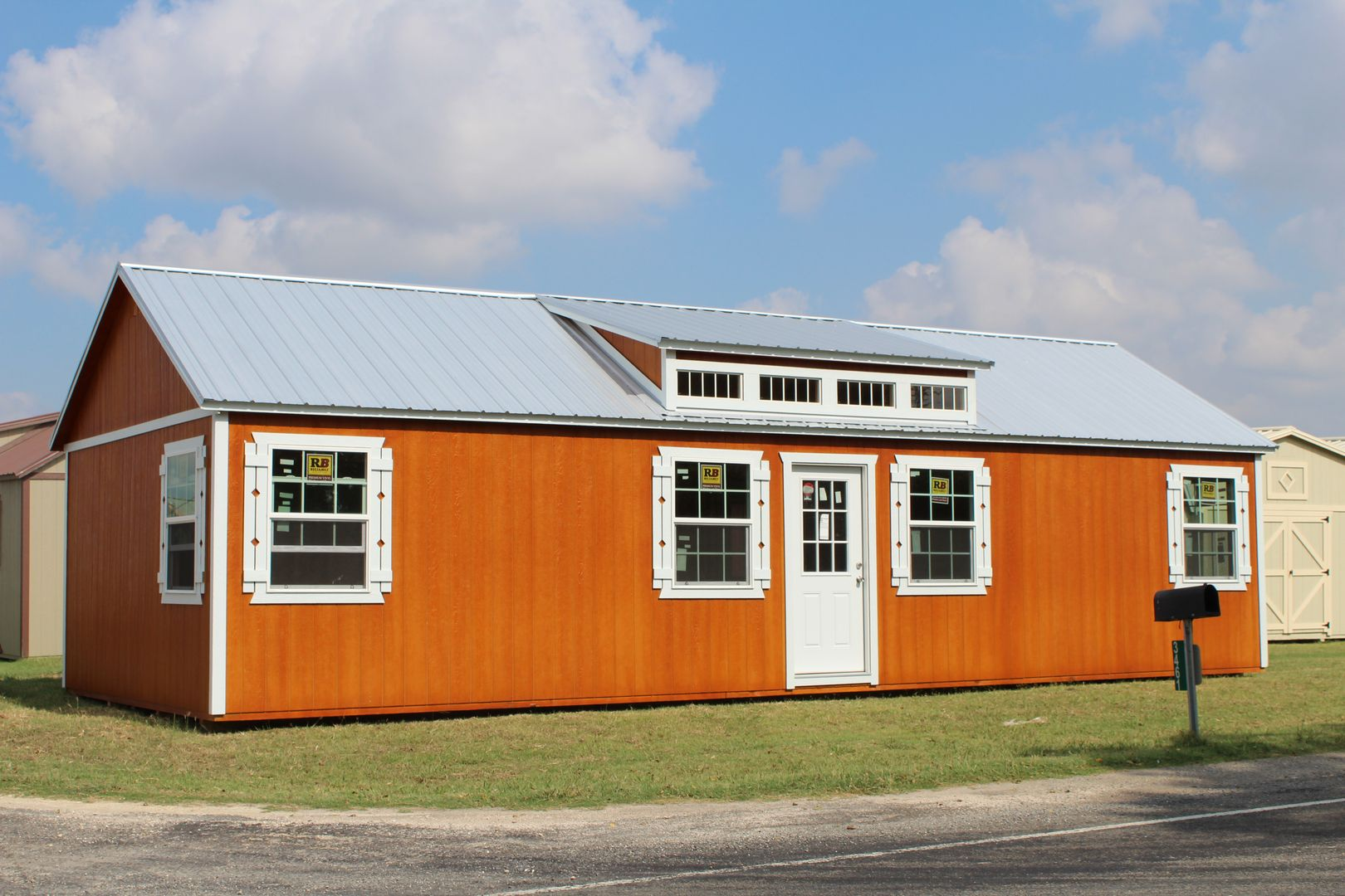 Backyard Portable Buildings Llc | Homideal