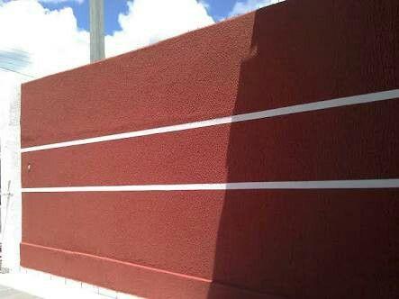 Cores de tinta para muro