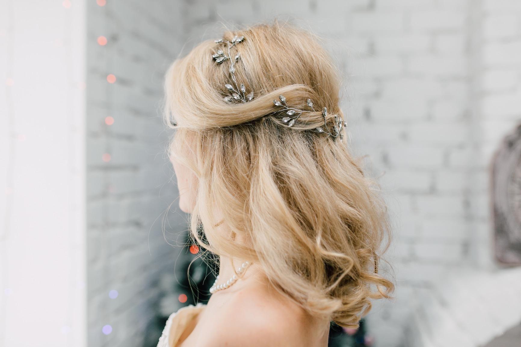 AmazonSmile : Yean Wedding Bridal Headband for for Women and Girls ...