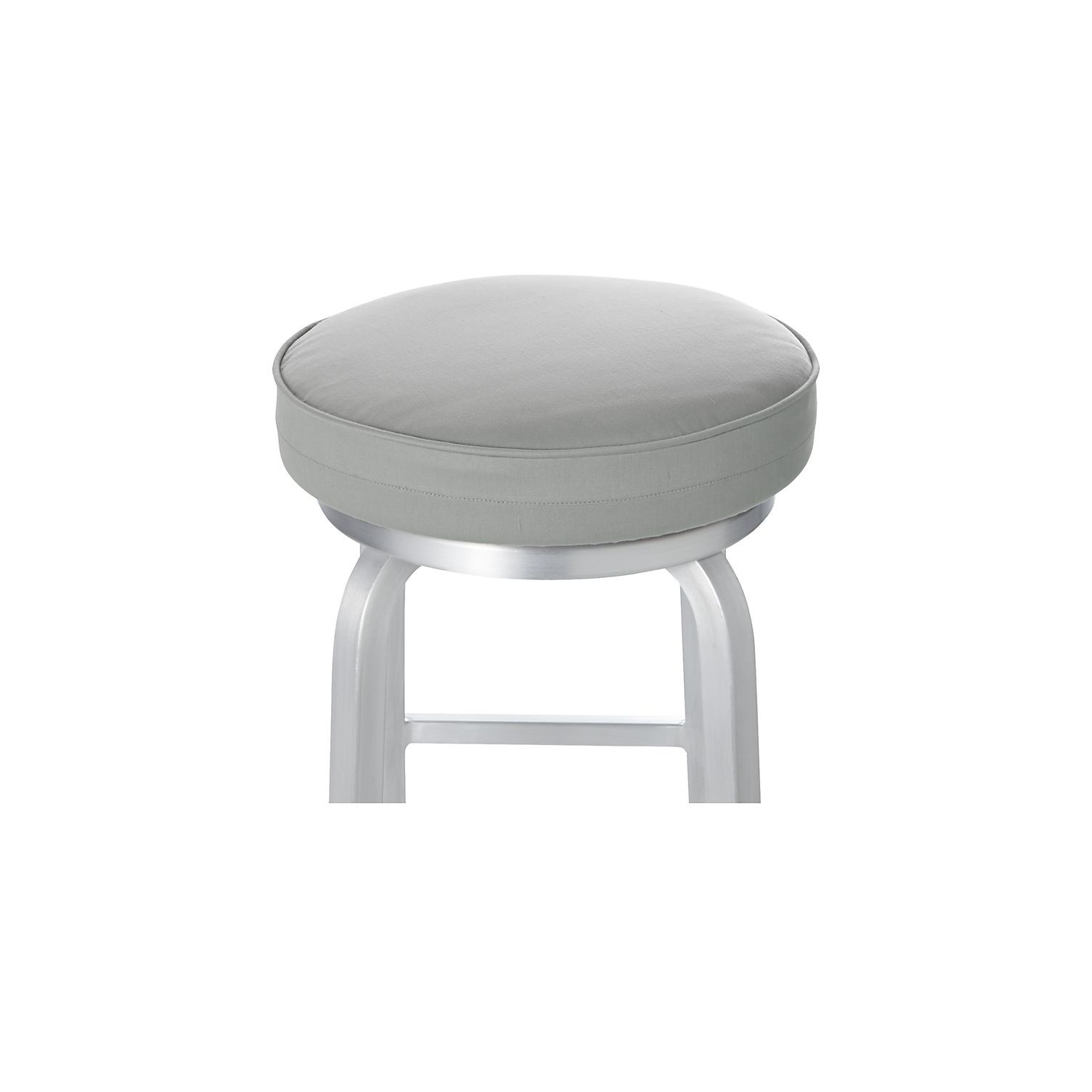 Make your chairs more comfortable with chair cushions from Crate and Barrel. Browse bar stool, dining and kitchen chair cushions. Order chair pads online.