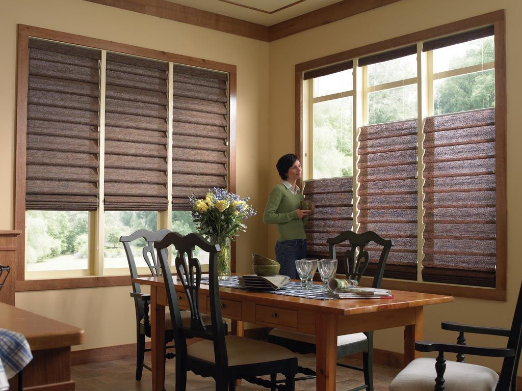 Attrayant Kitchen Window Blinds And Shades