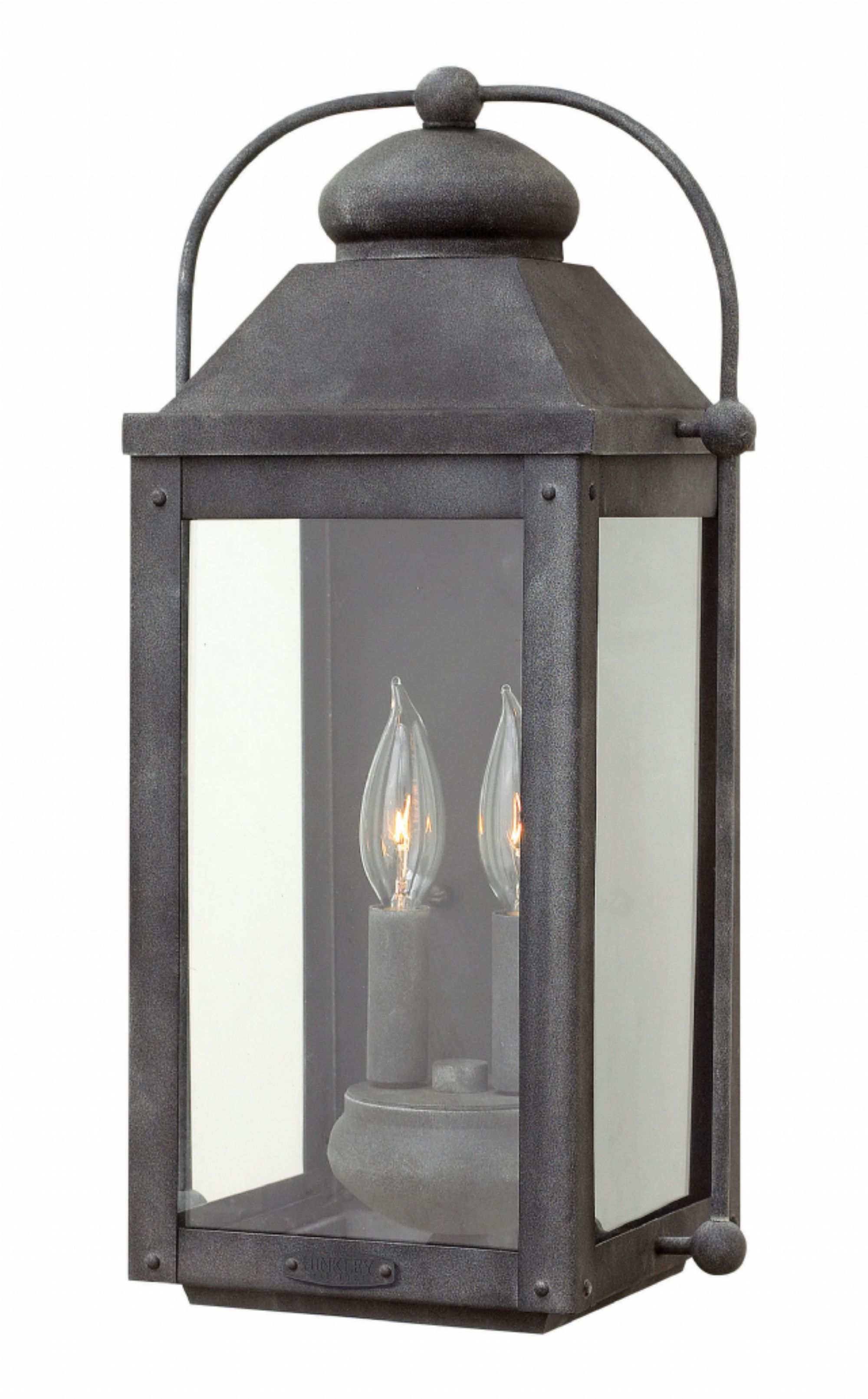 Hinkley Lighting Carries Many Aged Zinc Anchorage Lanterns Light Fixtures  That Can Be Used To Enhance