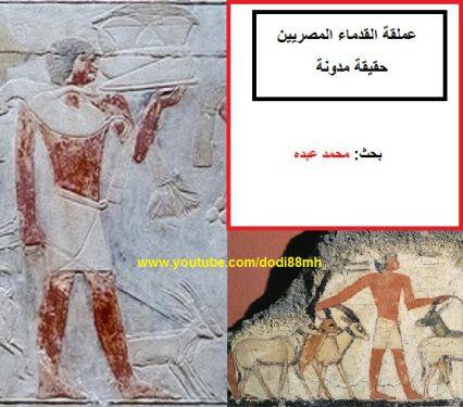 evidencia de los gigantes en Egipto