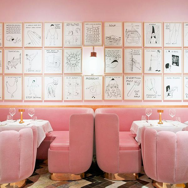 Design Ideas To Steal From The French | Interiors, Commercial design ...