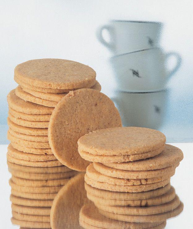 Μπισκότα μαστίχας/ κανέλας με καστανή ζάχαρη