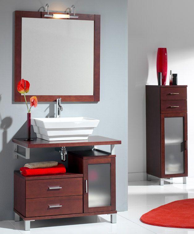 Mueble para cuartos de bano2 decoracion pinterest for Muebles cuarto bano