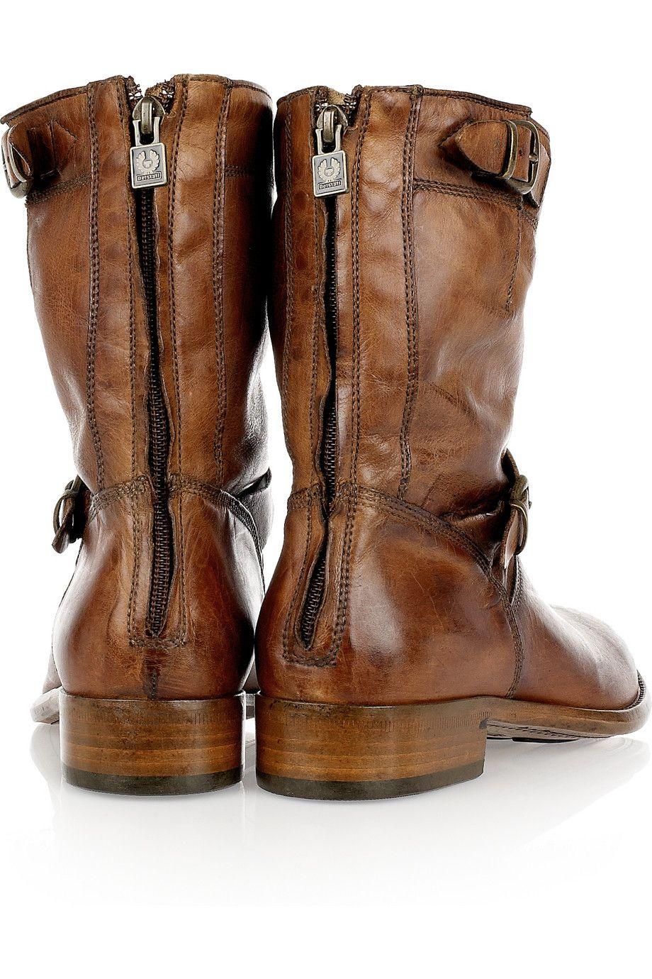 FOOTWEAR - Boots Belstaff UPREC
