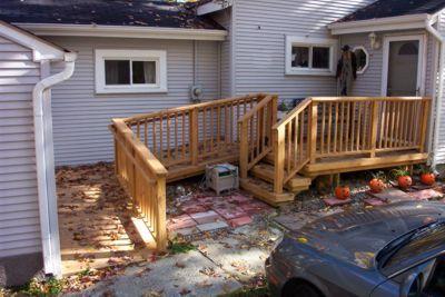 Us Wheelchair Ramp Builder Ada Access Ramp Installer