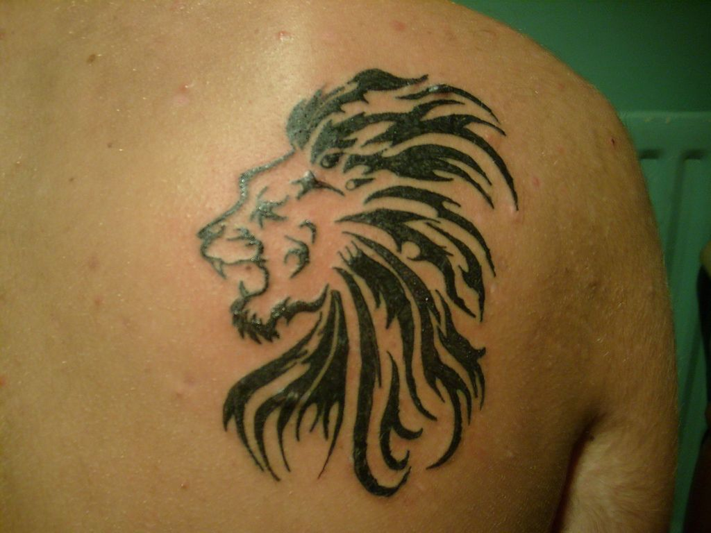 150 realistic lion tattoos and meanings 2017 collection - Rasta Lion Tattoo On Side Lion Tattoo Designs Collection