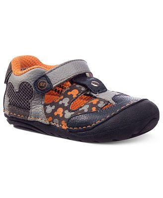 Stride Rite Kids Shoes, Baby Boys or Toddler Boys Disney Fisherman Sandals