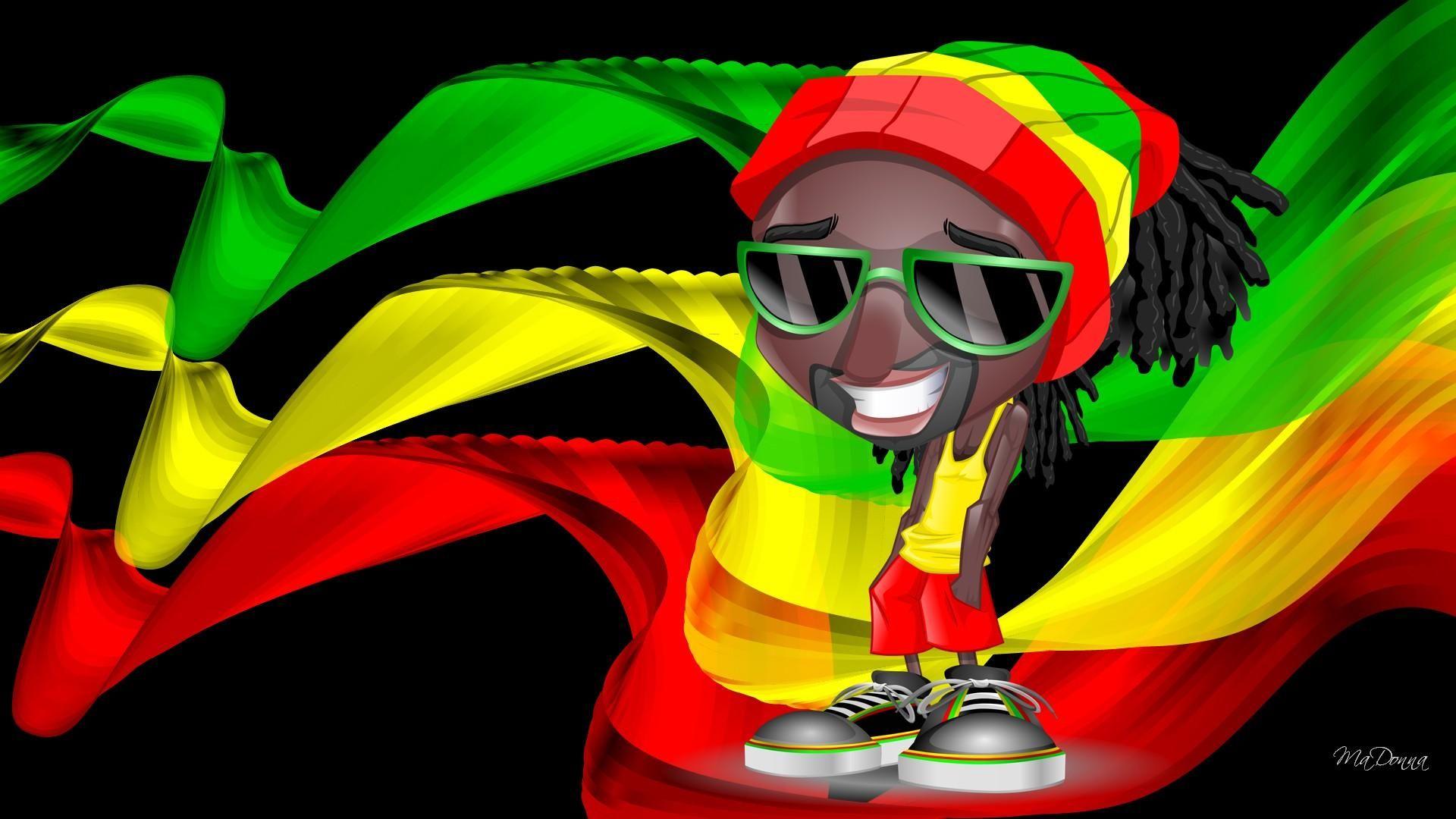 Rasta Coolness Rastafari Art Rasta Lion Rasta Colors