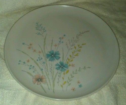 Vintage Marcrest Melmac dinner plate