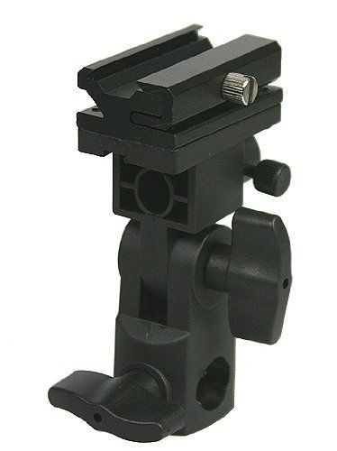 Flash Shoe Holder Type B compatible w/ Canon Speedlite 270EX 430EX and 580EX II