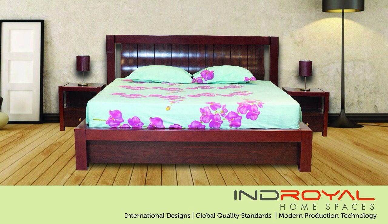 At Indroyal We Help Customers Design Their Dream Home By - Indroyal bedroom furniture