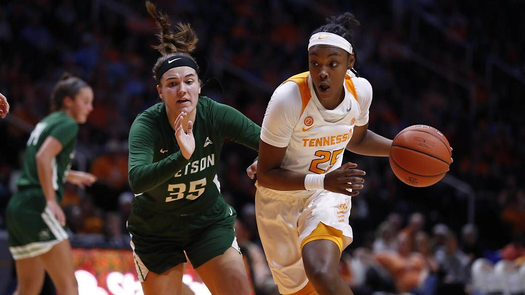 Tennessee Lady Vols Basketball takes down Stetson, 7346